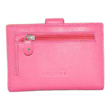 ZMX09 | Funky Multi-colour Ladies Leather Wallet