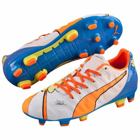 Puma evoPower 3.2 FG Junior Football Boot