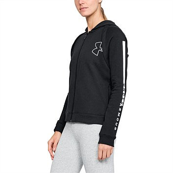 Under Armour Womens Fleece Full Zip Hoodie