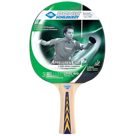 Donic Applegren 400 Table Tennis Bat