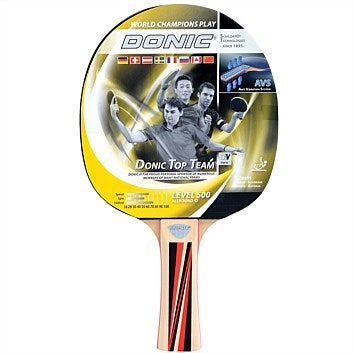 Donic Top Team 500 Table Tennis Bat