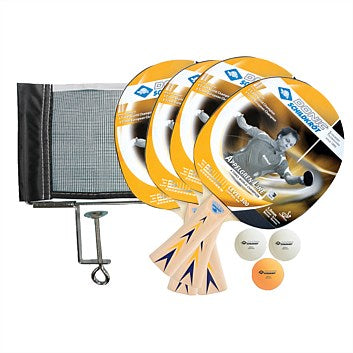 Donic Applengren 4 Player Table Tennis Set