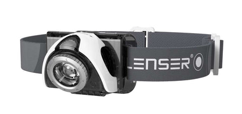 Led Lenser SEO5 Headlamp - Grey
