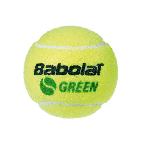 Babolat Stage 1 Junior Green Tennis Ball (x3)