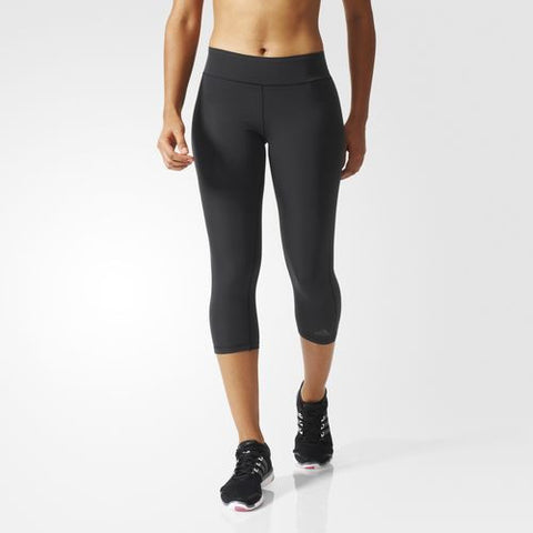 Adidas Womens 3/4 Workout Tights
