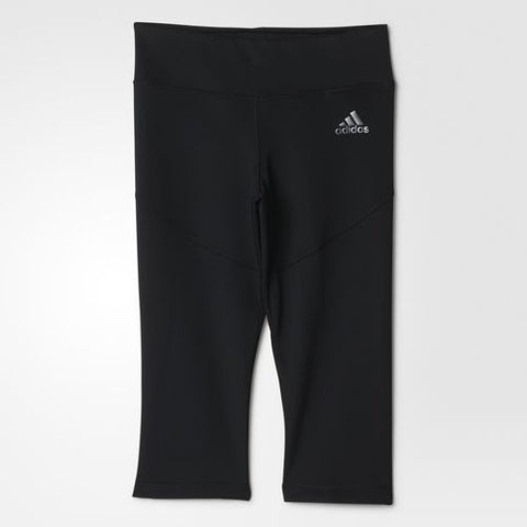 Adidas Girls 3/4 Techfit Tights