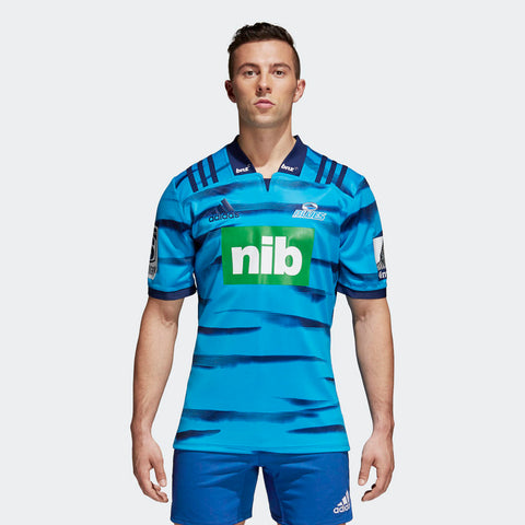 Adidas Blues Super Rugby Home Jersey