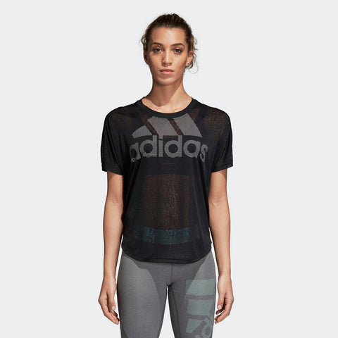 Adidas Magic Logo Womens Tee