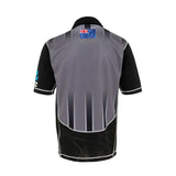 Blackcaps Kids Replica T20 Polo Shirt Back
