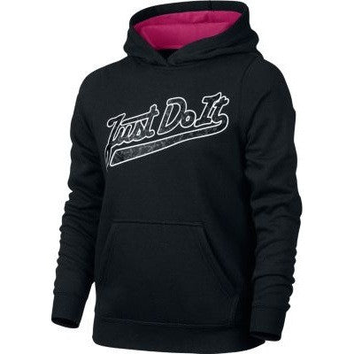 Nike Girls NSW Just Do It Hoodie