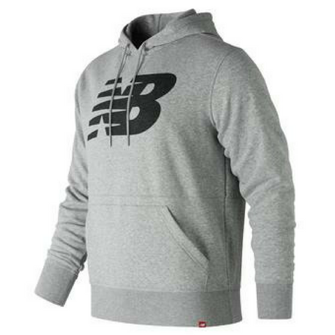 New Balance Essentials Pullover Mens Hoodie