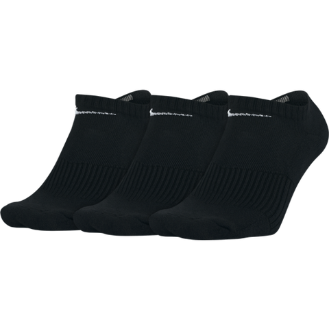 Nike 3 Pack Cushion No Show Unisex Socks