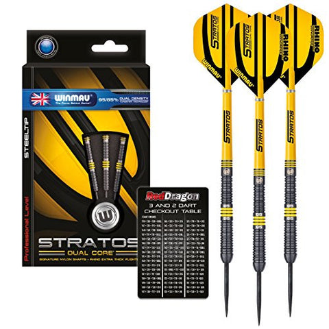 Winmau Stratos Dual Core Tungsten Darts