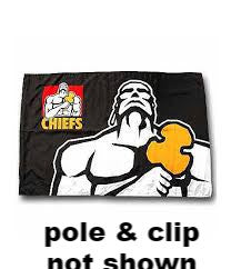 Chiefs Car Flag