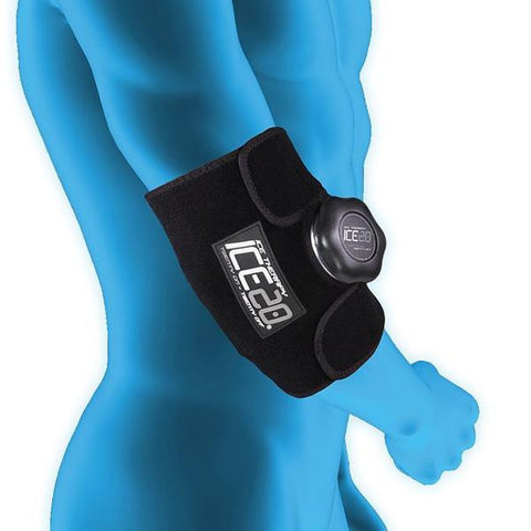 Ice20 Elbow/Small Knee Compression Ice Wrap