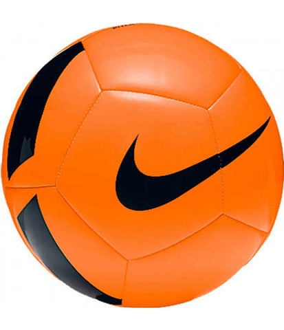 Nike Pitch Team Football Orange