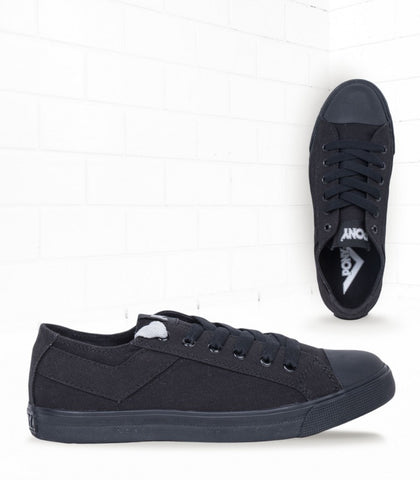 Pony Shooter Low Mens Casual Shoe Top & Side