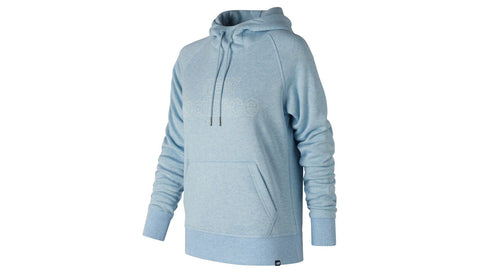 New Balance Essentials Pullover Womens Hoodie