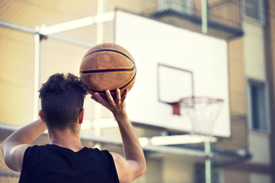5 Rookie Basketball Mistakes that Cause Back Pain