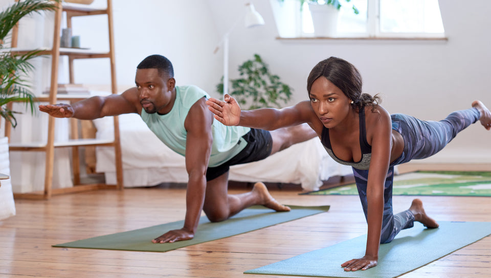 Little Known Ways to Up Your Workout Game at Home