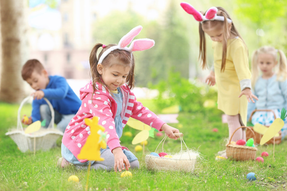 6 Tips That Make Hiding Easter Eggs Easier on Your Back