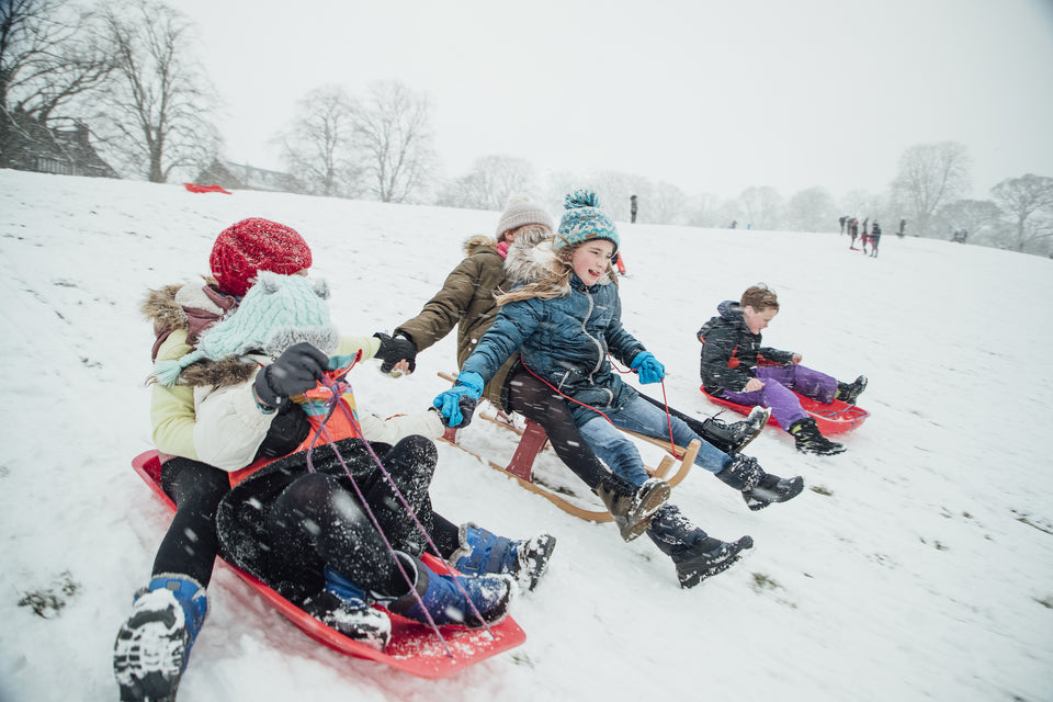 10 Winter Activities to Keep Your Muscles Warm