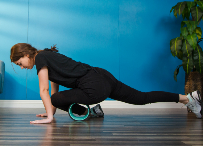 8 Ways to Roll on the Chirp Wheel for Hip Pain