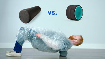 Chirp Wheel vs. Foam Roller