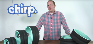 What is the Chirp Wheel+?