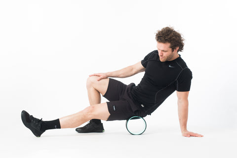 myofascial release with the plexus wheel