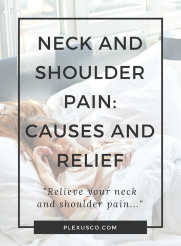 neck and shoulder pain, degenerative disc disease, plexus wheel