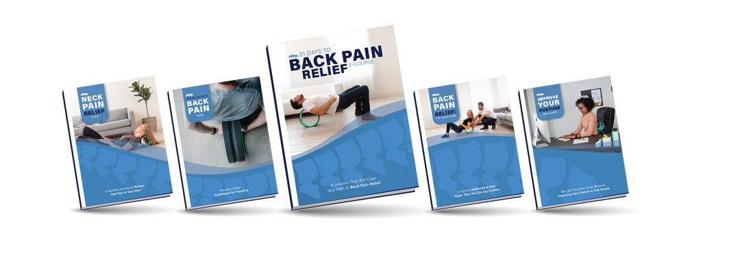 21 Days to Back Pain Relief eCourse