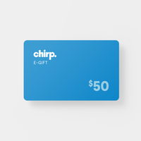 Chirp Gift Card