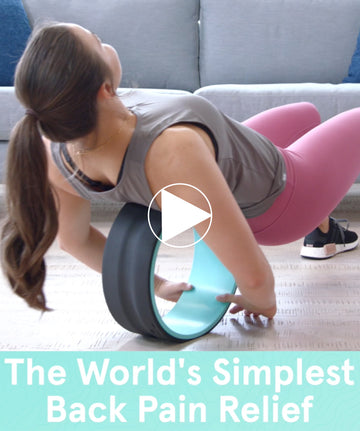 FREE Back Pain Relief with the Chirp Wheel Videos (online access)