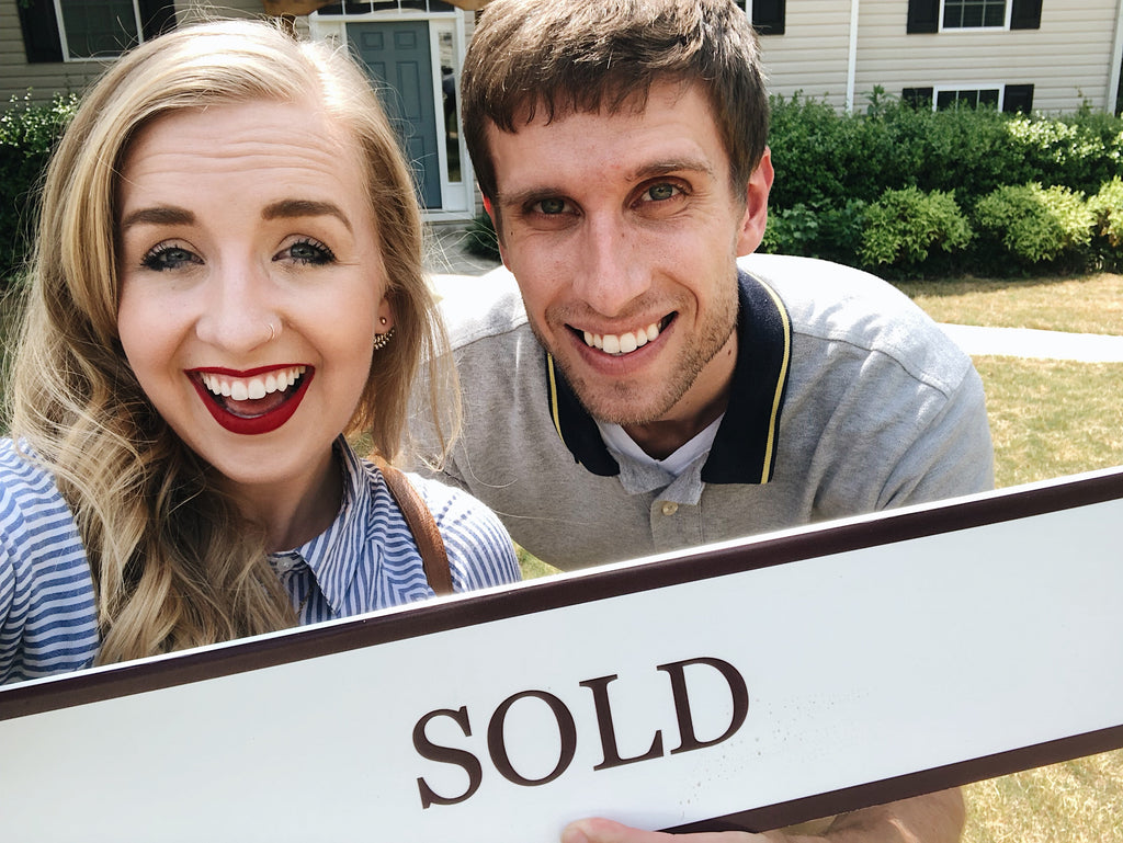 We Bought A House! The Full God Story.