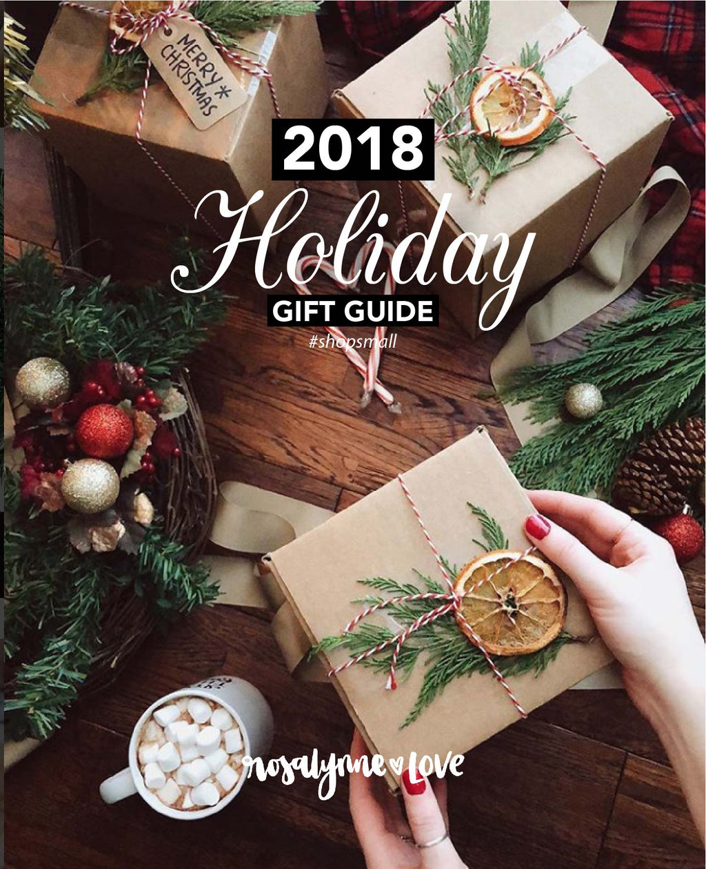 Submissions Are Open: Holiday Gift Guide 2018