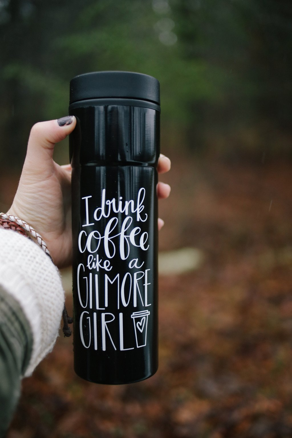"Mug Of The Week: ""I Drink Coffee Like A Gilmore Girl"" Tumbler"