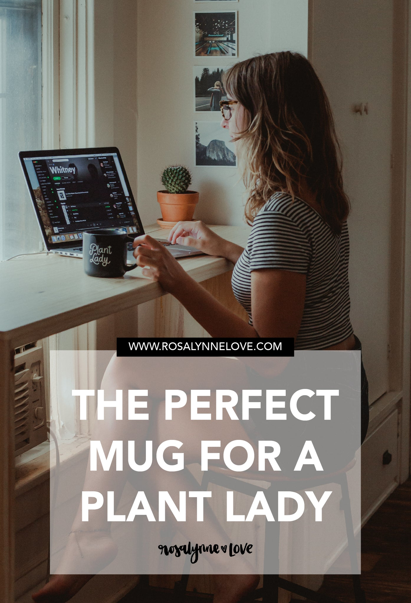 The Perfect Mug For Your Plant Obsessed Girlfriend
