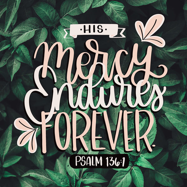 30 Days Of Bible Lettering - #30daysofbiblelettering