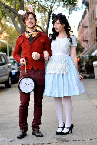 DIY Alice In Wonderland