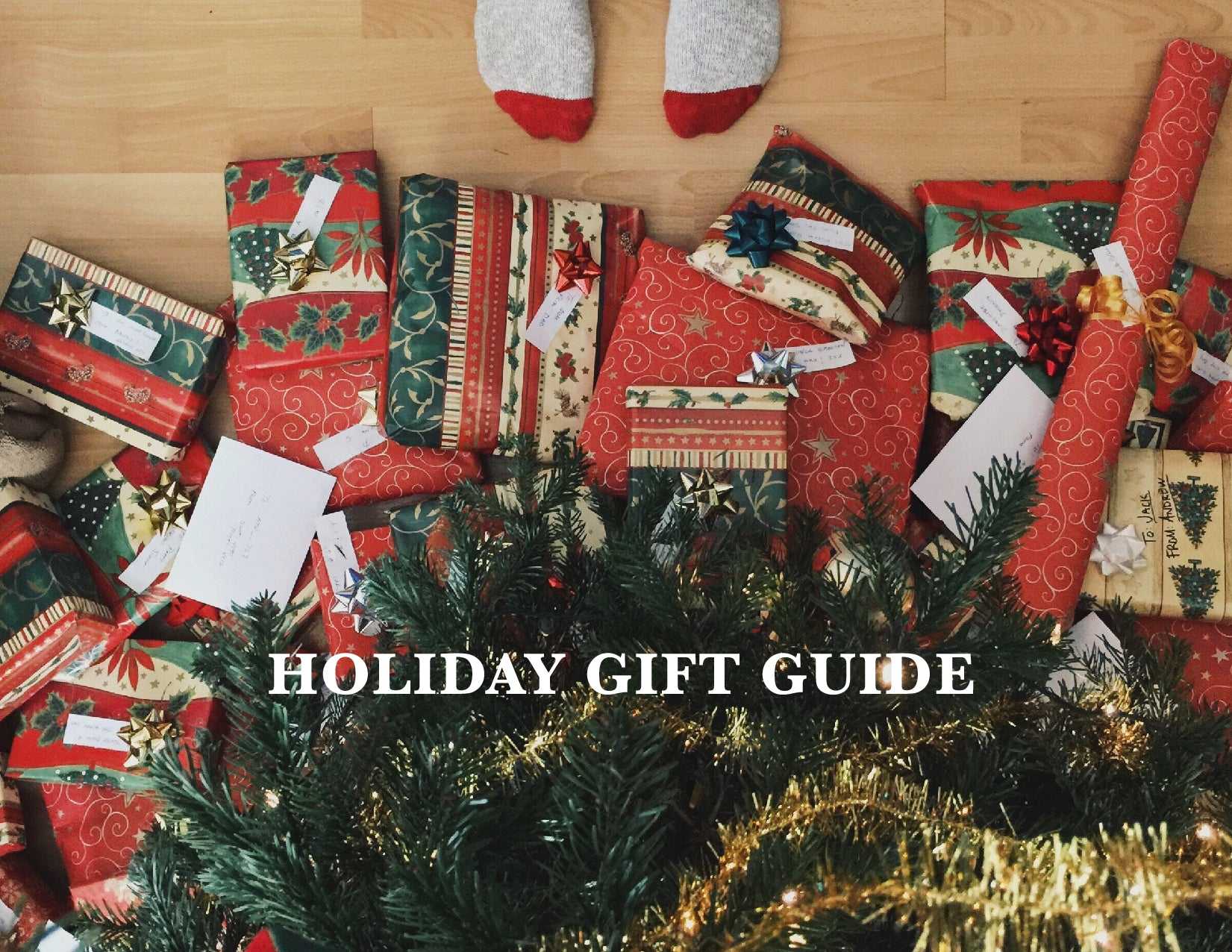 Holiday Gift Guide 2017 | Shop Small | Christmas Gift Ideas