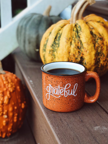 Grateful | Rosalynne Love Mug