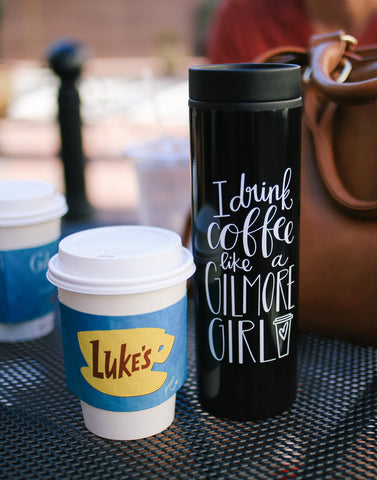 Luke's Diner Day - Gilmore Girls and Luke's Coffee Shop, Land of a Thousand Hills Atlantic Station and Rosalynne Love