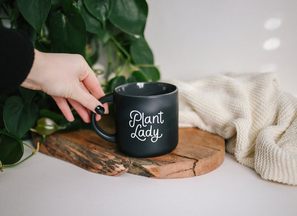 Plant Lady | Mug | Rosalynne Love | Shop Small | Plant Mug