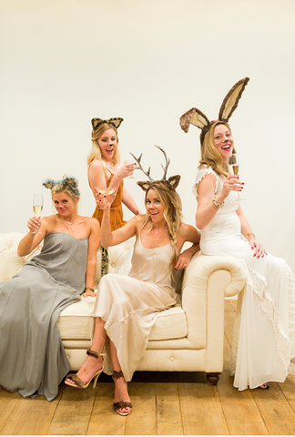 DIY Deer Costume - Lauren Conrad