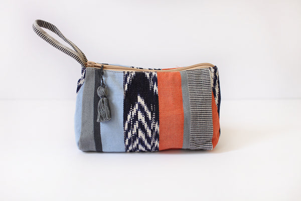 Thrive Collective - Handmade Cosmetic Bag From Guatemala