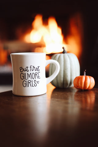 But First, Gilmore Girls | Mug - Rosalynne Love