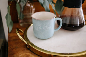 Be Still | Mug - Rosalynne Love