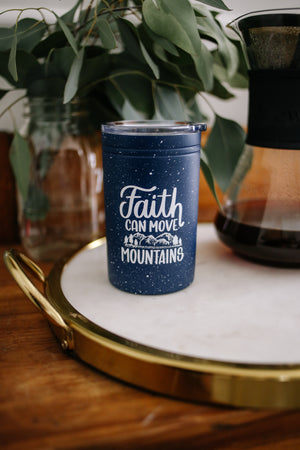 Faith Can Move Mountains | Mug - Rosalynne Love