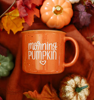 Morning Pumpkin | Mug - Rosalynne Love